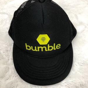 Bumble Trucker Hat Adjustable Black